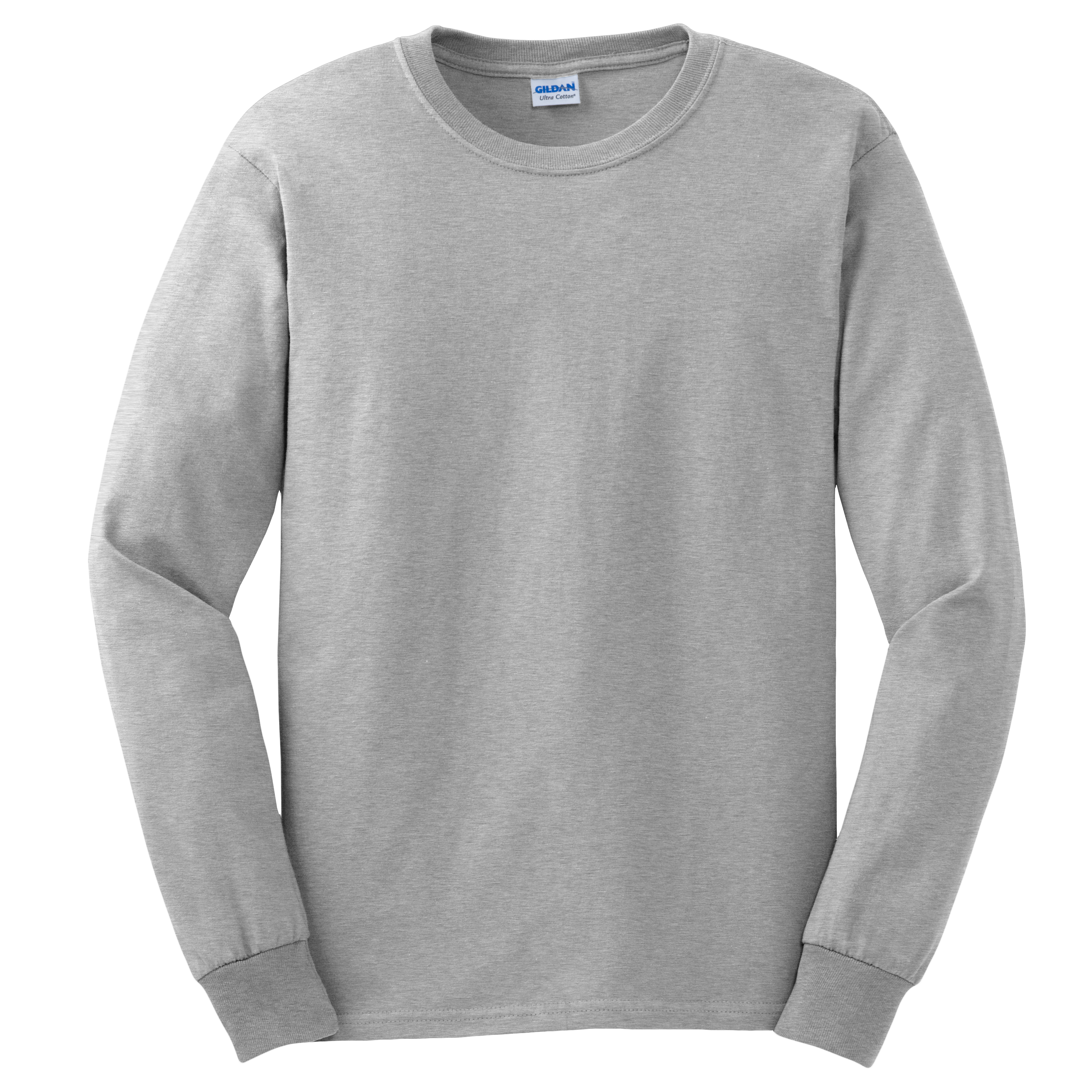 Gildan Ultra Cotton Long Sleeve 6.1-Ounce - digitalkanvasretail